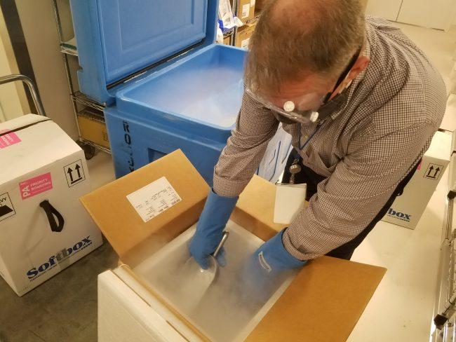 VA Vaccine delivery